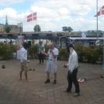Femkamp-demo i Helsingør