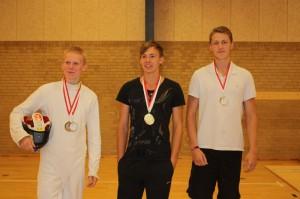 Medaljevindere i 4kamp