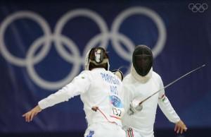Fægtning ved OL i London 2012