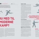 Artikel fra Idrætsliv, maj 2013